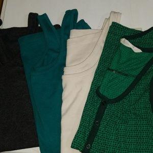 5 camisoles